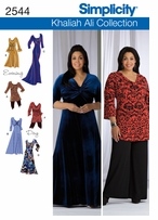 Simplicity Patterns Plus Sizes