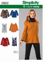 Simplicity Patterns Women
