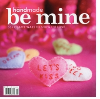 Simply Handmade Magazine Be Mine