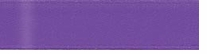 Single Face Satin Ribbon Purple 3/8in x 20yds