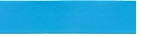 Single Face Satin Ribbon 3/8in Wide 18 Feet Aqua