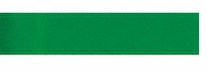 Single Face Satin Ribbon Emerald 3/8in x 18ft