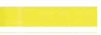 Single Face Satin Ribbon Lemon 3/8in x 18ft