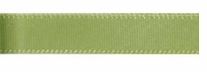 Single Face Satin Ribbon Lemongrass 3/8in x 18ft