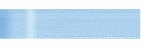 Single Face Satin Ribbon Light Blue 3/8in x 18ft