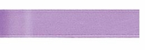 Single Face Satin Ribbon Light Orchid 3/8in x 18ft