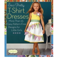 Sixth & Springs Books Sew Pretty T-Shirt Dresses
