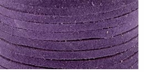 Solid Suede Lace Purple 25 Yard Spool