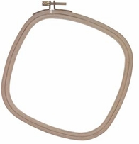 Square Embroidery Hoop 8inX8in