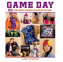 St. Martin's Books Game Day 50 Fun Fleece Projects