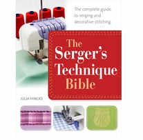 St. Martin's Books The Serger's Technique Bible