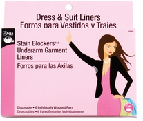 Stain Blockers Underarm Garment Liners