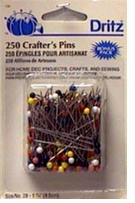 Stainless Ball Point Pins Size 28