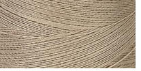 Star Mercerized Cotton Thread Solids 1200 Yards Khaki #126