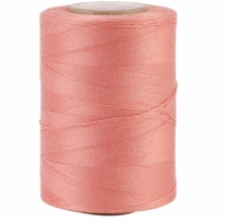 Star Mercerized Cotton Thread Solids Flamingo 1200yds