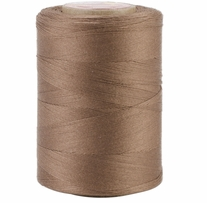 Star Mercerized Cotton Thread Solids Summer Brown 1200yds