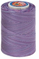 Star Mercerized Varigated Thread 1200 yards