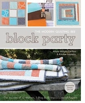 Stash Books Block Party The Modern Quilting Bee