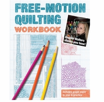 Stash Books Free-Motion Quilting Workbook