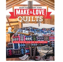Stash Books Make & Love Quilts