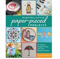 Stash Books Paper-Pieced Projects