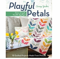 Stash Books Playful Petals