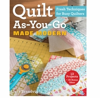 Stash Books Quilt As-You-Go Made Modern