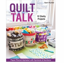 Stash Books Quilt Talk