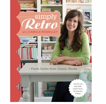 Stash Books Simply Retro with Camille Roskelley