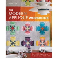 Stash Books The Modern Applique Workbook
