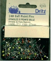 Steel Colorball Pins Size 17