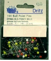 Steel Colorball Pins Size 20