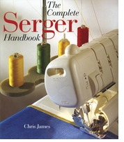 Sterling Publishing The Complete Serger Handbook