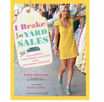 Stewart Tabori & Chang Books I Brake For Yard Sales
