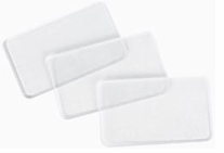 Store-In-Drawer Cabinet Drawer Dividers 10/Pkg