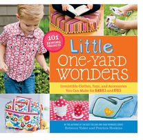 Storey Publishing Little One Yard Wonders