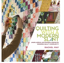 Storey Publishing Quilting With A Modern Slant