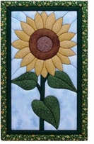 Sunflower Quilt Magic Kit