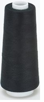 Surelock Overlock Thread 3000 Yards Black #568