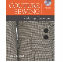 Taunton Press Couture Sewing Tailoring Techniques