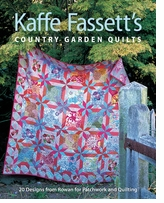 Taunton Press Kaffe Fassett's Country Garden Quilts