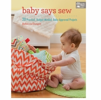 That Patchwork Place Baby Says Sew