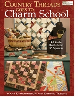That Patchwork Place Country Threads Goes To Charm