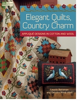 That Patchwork Place Elegant Quilts, Country Charm