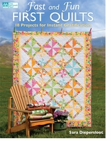 That Patchwork Place Fast And Fun First Quilts