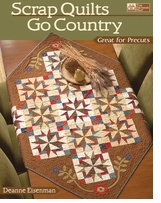 That Patchwork Place Scrap Quilts Go Country