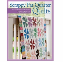 That Patchwork Place Scrappy Fat Quarter Quilts