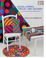 That Patchwork Place Solids, Stripes, Circles And Squares