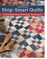 That Patchwork Place Strip Smart Quilts