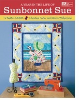 That Patchwork Place Sunbonnet Sue